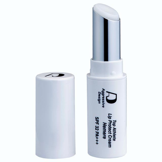 "Top Athlete Lip Protect Cream ""Hemereエメレ"""